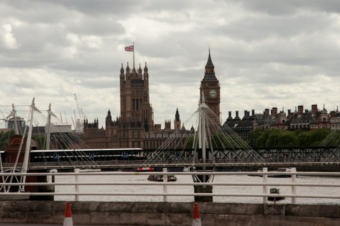 Big Ben and Houses of Parlament