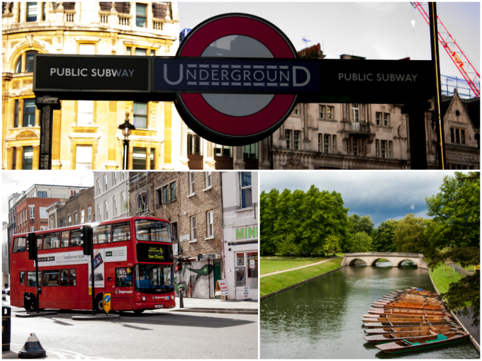 london collage traveling 1