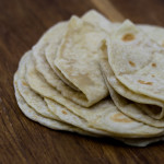 mexican tortilla flat bread