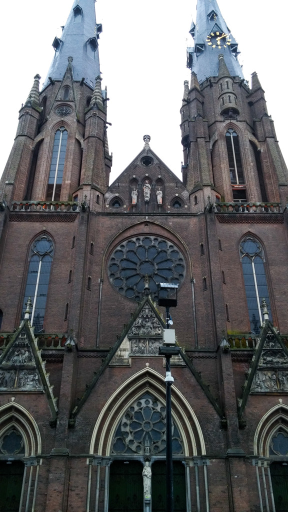 Eindhoven cathedral The Netherlands Holland