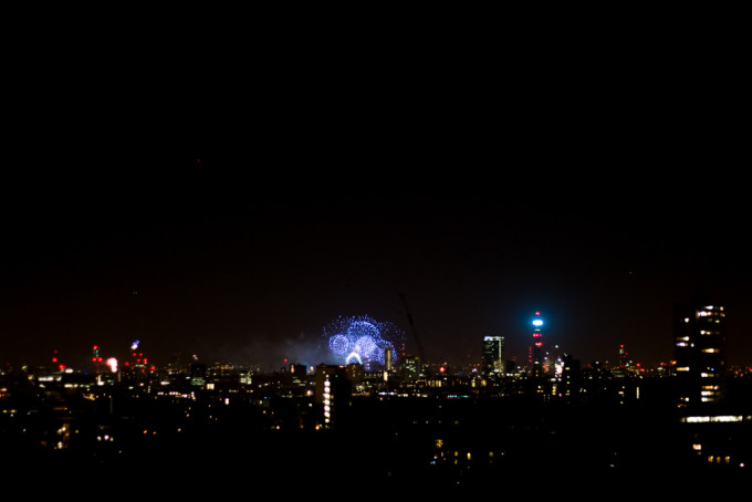 london firework 2015 fireworks night the shard hampstead heath parliament hill new years eve